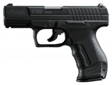 Walther P99 DAO, Metallschlitten, CO2 Version