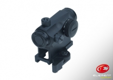 T1 Red/Green Dot with High QD mount & Low mount