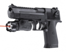 Walther Night Force (Laser + LED Taschenlampe)