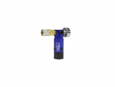 HPA Blue Storm Regulator incl. Airline, Wolferine Airsoft