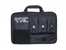 Scorpion Evo 3 A1 Bag w. custom foam inlay