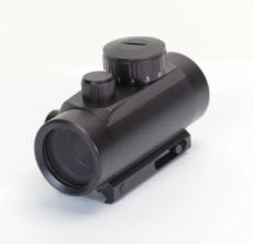 Leuchtpunktvisier, rot, 30mm