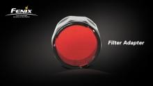 Fenix TK Rotfilter für TK10 TK11 TK12 TK15 TK20