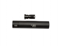 Gemtech G5 Silencer mit Flashhider, 14mm CCW