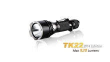 Fenix TK22 2014 920 Lumen Cree XM-L2 U2 LED for Rechargeable Battery