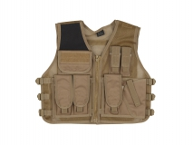 Vest, Tactical, tan (RECON)