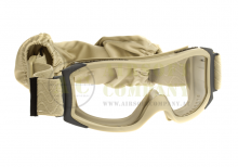 BOLLE X1000 tactical mask Sand