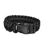 PARA Armband 15MM schwarz, Small