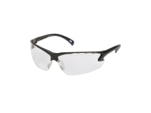 ASG Protective glasses, Adjustable temples, clear