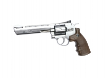 Dan Wesson, wood style revolver grip