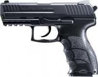 HK P30, Metallschlitten