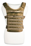 TT Trooper Back Plate khaki