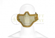 Mesh Mask tan Invader Gear