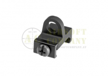 Picatinny Rail Sling Adapter Horizontal Loop Madbull
