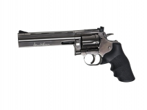 Dan Wesson 715 6 steel grey, CO2, 6mm BB
