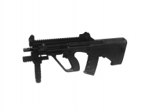 STEYR AUG A3 XS Commando black APS