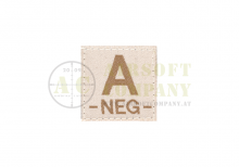A Neg Bloodgroup Patch Desert