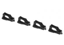 M4 Speedplate schwarz Element