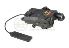 AN/PEQ-15 Illuminator / Laser Module black Element