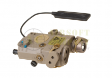 AN/PEQ-15 Illuminator / Laser Module Dark Earth Element