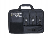 Scorpion Evo 3 A1 Bag w. custom foam inlay