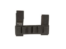 Cartridge holder für Shotgun shells, schwarz