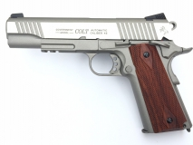 Colt M1911 Stainless Full Metal Co2, KWC