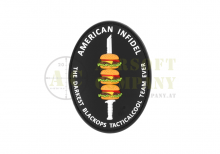 American Infidel Rubber Patch Color JTG