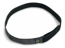 TT Equipment Belt-inner schwarz XL 3,8 x 135cm