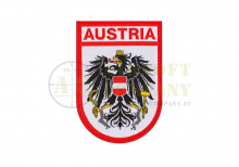 Austria Patch Color Claw Gear