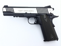 Colt M1911 Dual Tone Full Metal Co2, KWC