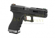 WE17 Custom Metal Version GBB