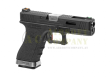 WE18C Custom Metal Version GBB