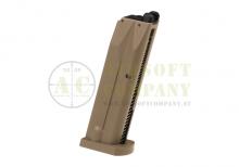 Beretta M9 A3 Co2 Magazin, 22 BB, FDE