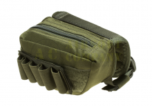 Stock Pad Olive Invader Gear
