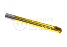6.04 Crazy Jet Barrel for GBB Pistol 84mm Maple Leaf