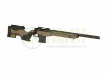 AAC T10 Bolt Action Sniper Rifle Dark Earth Action Army