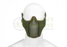 Mk.II Steel Half Face Mask OD Invader Gear