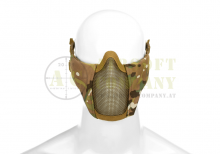 Mk.II Steel Half Face Mask ATP Invader Gear
