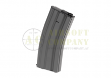 M4 Midcap Magazin, 120 BB , Union Fire Grau