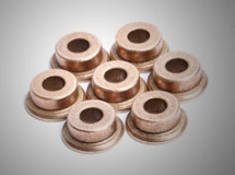 Oilless Metal bearing 7mm
