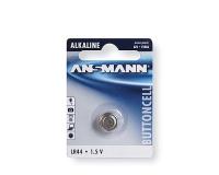 Ansmann Alkaline-Knopfzelle LR44