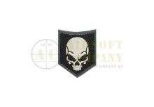SOF Skull Rubber Patch SWAT JTG