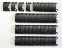 Milsig Rail Covers Kunststoff