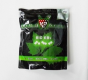 King Arms BIO BBs 0.25g, 4000 pcs