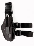 Thigh Holster (M92, G17/18), black