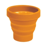 UST Trinkbecher faltbar 163ml orange
