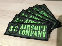Airsoft Company Fan Patch OD