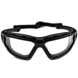 Antifog Safety Goggles Low Profile